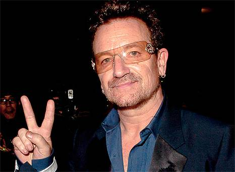 Image result for picture of BONO