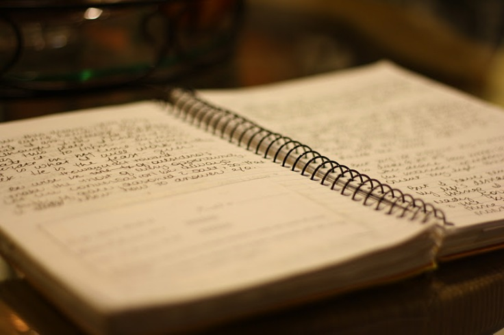 Image result for picture of writing by old fashion light